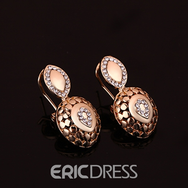 Ericdress Ethnic Water Drop Jewelry Set