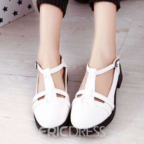 Ericdress New Preppy Style Flats