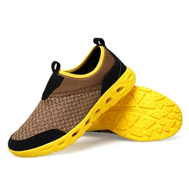 Ericdress Patchwork Mesh Men's Athletic Shoes