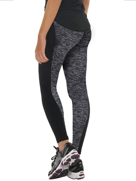 Ericdress Anti-Sweat Polyester Female Running Pants
