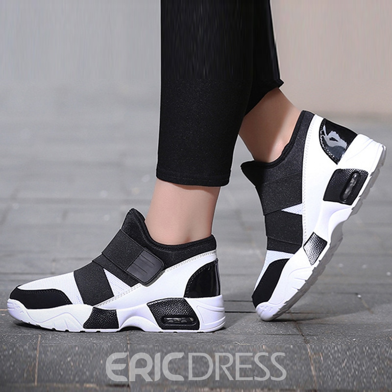 Ericdress Elastic Band Flat Heel Men's Athletic Shoes
