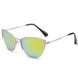 Ericdress Women's Iridescent Sunglasses