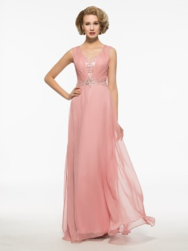 Ericdress Beautiful A Line Long Mother Of The Bride Dress
