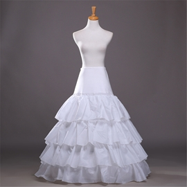 Ericdress Women's 4 Layers Wedding Petticoat