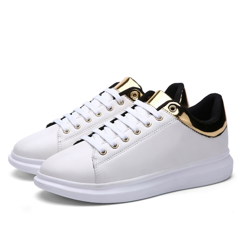 Ericdress Patchwork Metal Decorated Men's Athletic Shoes