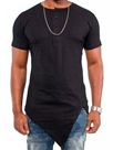 Ericdress Casual Iregular Short Sleeve Herren T-Shirt