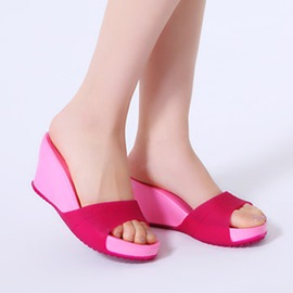 Ericdress Antiskid Peep-Toe Mules Shoes