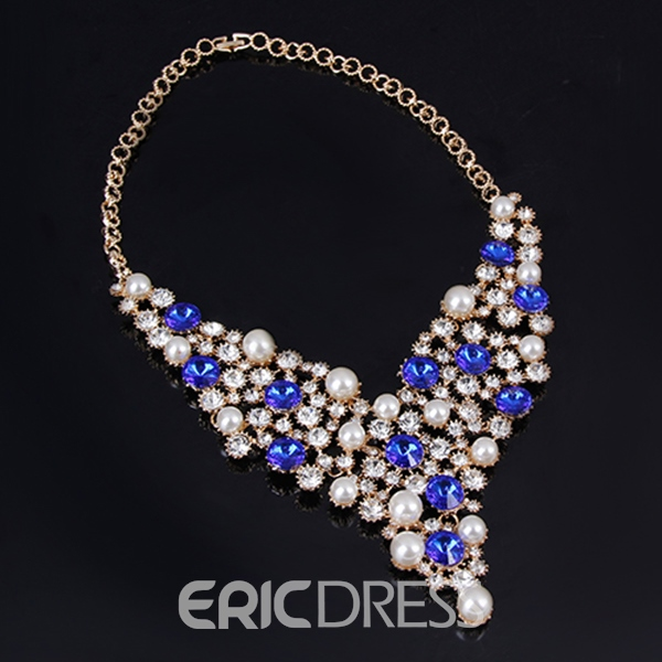 Ericdress Ladylike Pearl Jewelry Set