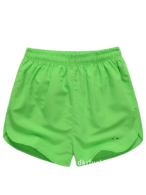 Ericdress Loose Plain Mens Beach Shorts