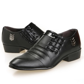 Ericdress Elegant British Low Cut Men's Oxfords