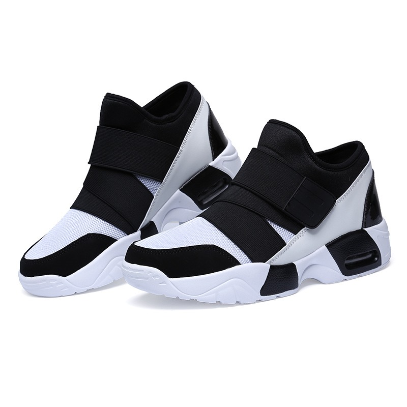 Ericdress Korean Contrast Color Men's Sneakers