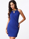 Sisjuly ericdress sexy solide farbe bodycon kleid