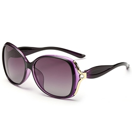 Ericdress Cool Ultra Violet Polarized Sunglasses for Women