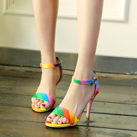 Ericdress Princess Stiletto Sandals