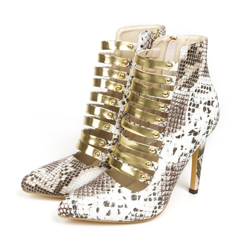 Gorgeous_Snake_Skin_Amazing_Ankle_Strap_High_Heel_Shoes