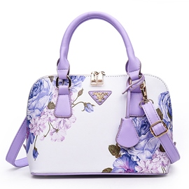 Ericdress Ethnic Blue And White Porcelain Handbag