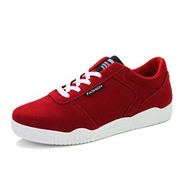 Ericdress Round Toe Solid Color Men's Sneakers