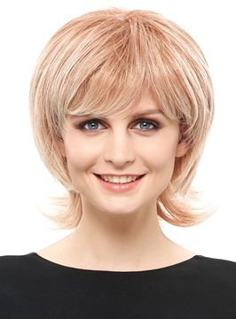Ericdress Fashionable Short Wavy Capless Synthetic Wig