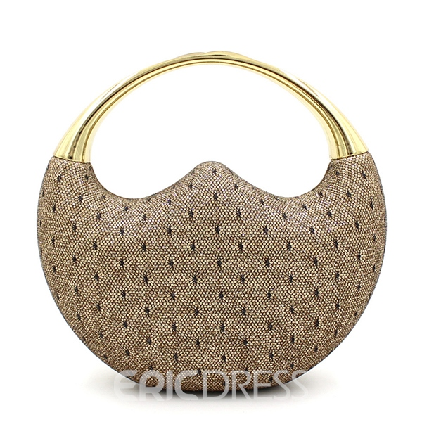 Ericdress Dazzling Crescent Evening Clutch