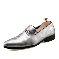 Ericdress Low Cut Point Toe Mens Oxfords