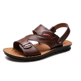 Ericdress Open Toe Slingback Strap Men's Sandals