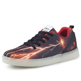 Ericdress PU LED Men's Sneakers