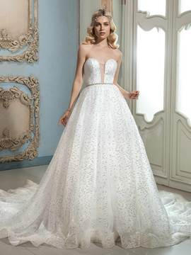 Ericdress Beautiful Sweetheart A Line Wedding Dress