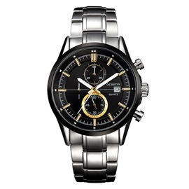Ericdress JYY Multifunctional 6 Hands Men's Watch