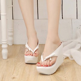 Ericdress Delicate Clip Toe Mules Shoes