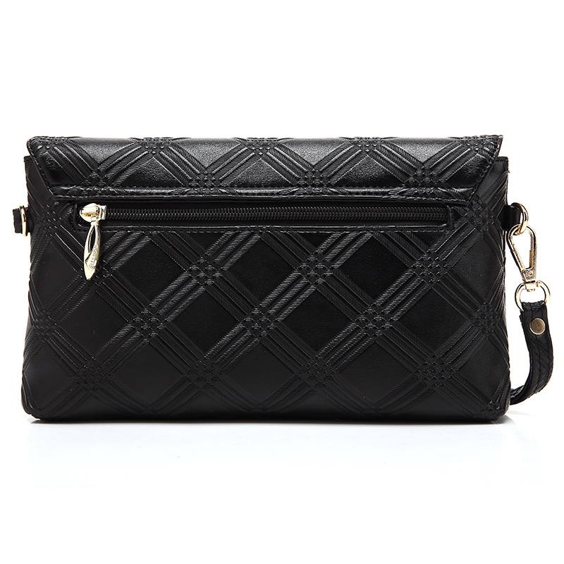 Ericdress Simple Color Block Stripe Crossbody Bag