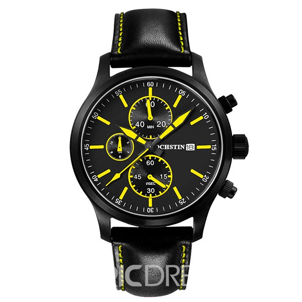 Ericdress Six Pointer Men's Outdoor Quartz Watch