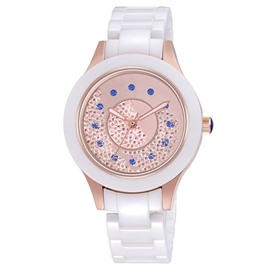 Ericdress Simple Quicksand Decorated Ladies Watch