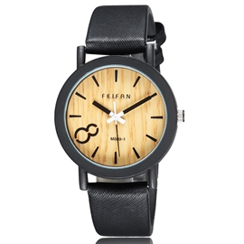 Ericdress England Imitation Canvas Quartz Watch