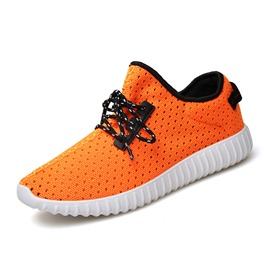 Ericdress Mesh Cut Out Men's Sneakers