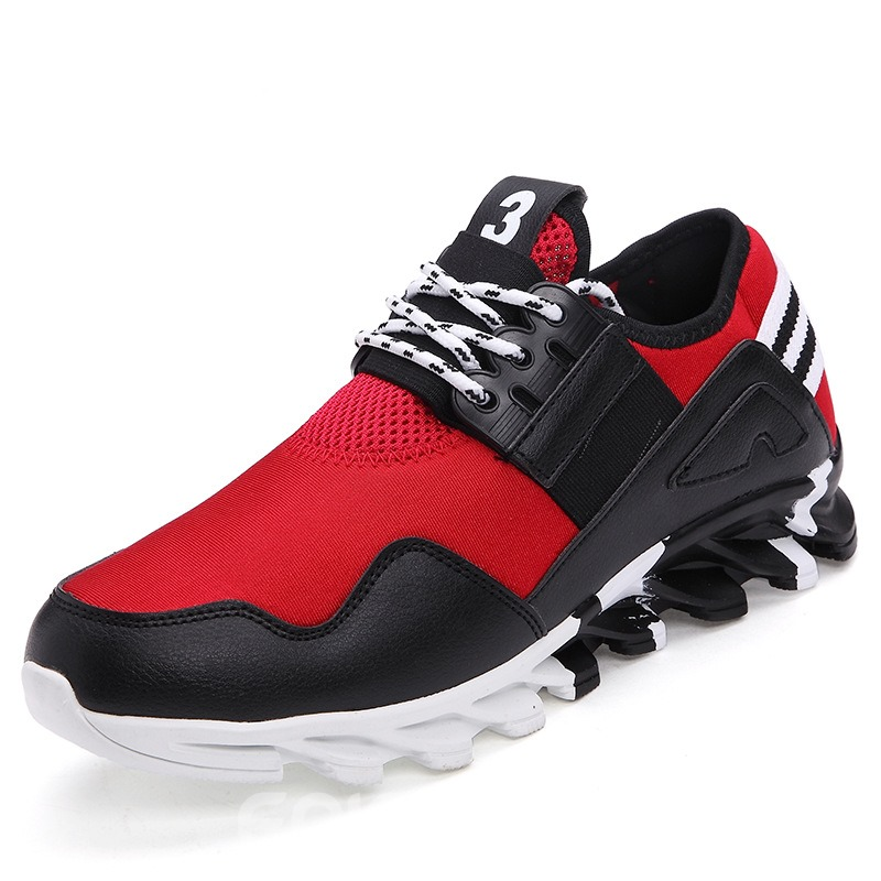 cheap sale low shipping low cost sale online Stylish Mesh Lace-Up Men's Sneakers latest collections cheap price wiki sale online sale 2015 lXhHS