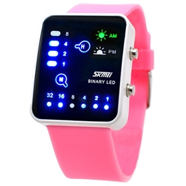 Ericdress Vogue Square LED Sport Watch