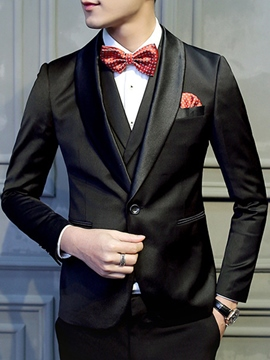 Ericdress Two-Piece of Elegant Slim Evening Dress Men's Suit