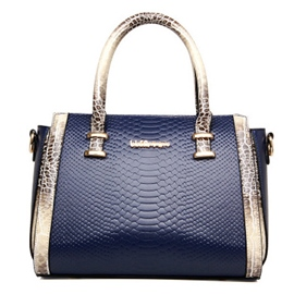 Ericdress Vogue Big Capacity Serpentine Handbag