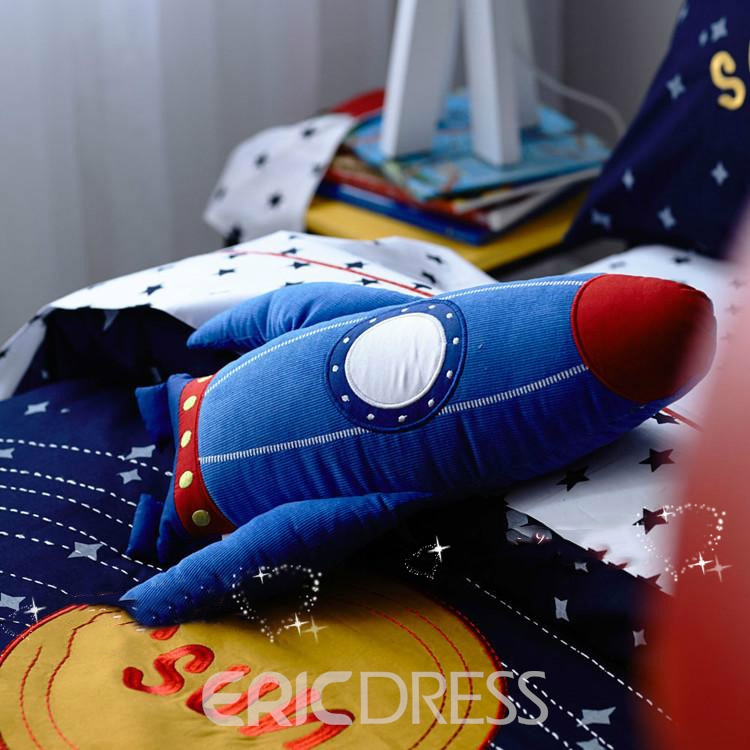Vivilinen Solar System Boy 3-Piece Blue Duvet Covers/Bedding Sets