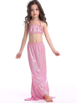 Ericdress Beach Elastic Mermaid Girls Outfits