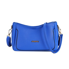 Ericdress Solid Color Letter Decorated Shoulder Bag