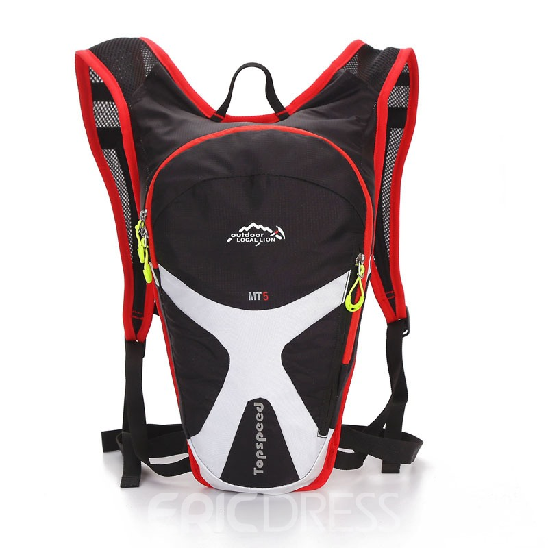 Ericdress Light Solid Color Cycling Backpack