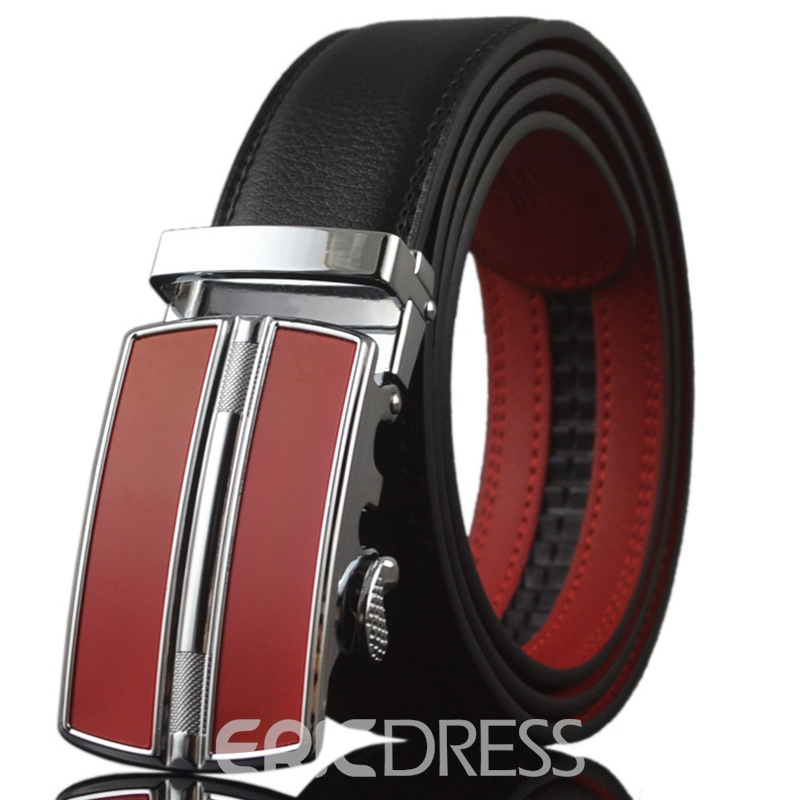 Ericdress Color Block Men's Business Belt