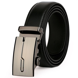Ericdress Automatic Buckle Belt Made for Business Men