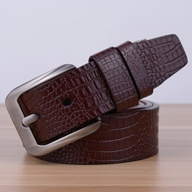 Ericdress High Quality Pin Buckle Men's Belt