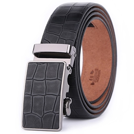 Ericdress High Qulaity Automatic Buckle Leather Belt