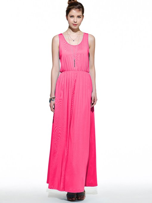 Ericdress Summer Maxi Dress