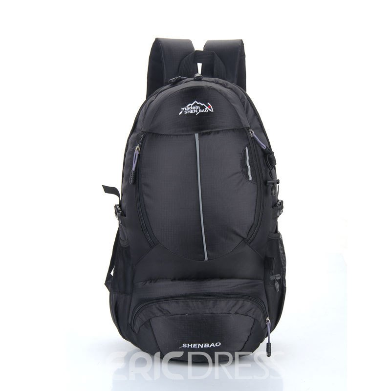 Ericdress Unisex Breathable Nylon Backpack