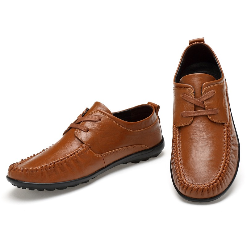 Ericdress Thread Lace-Up Men's Oxfords