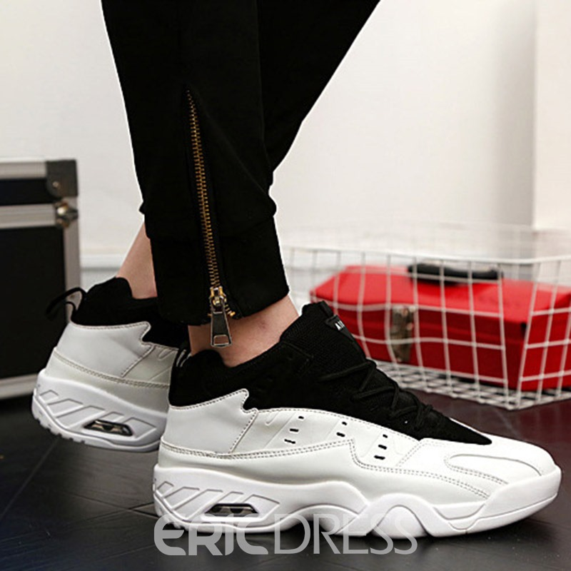 Ericdress Summer All Match Lace up Men's Sneakers